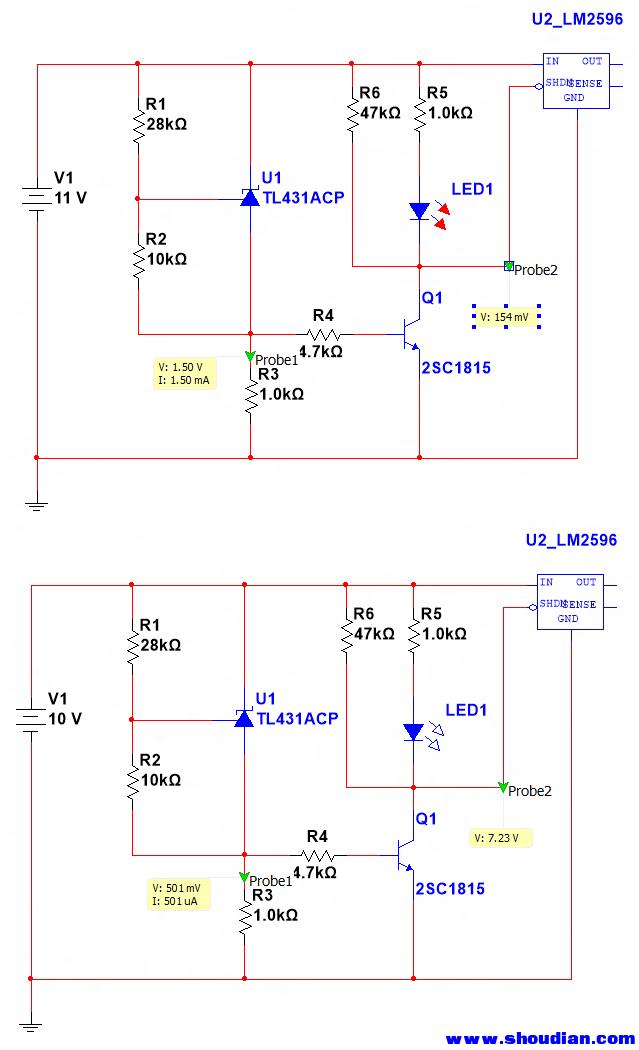 12v 继电器吸合电压可能很低,而且还挺耗电的,不好吧,其实用 lm2596