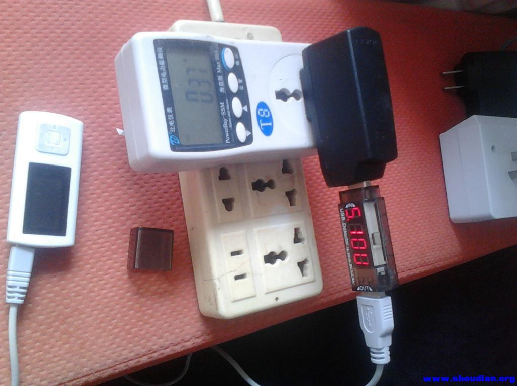 xtar usb 电压电流表