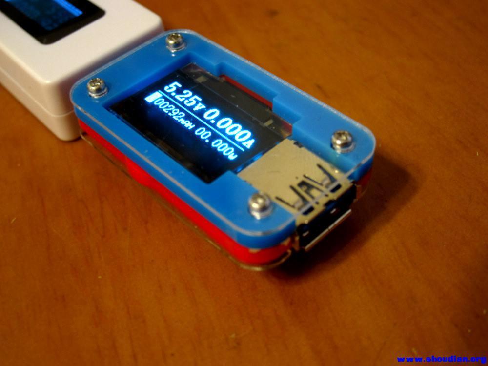 谍照-oled usb3.0电压电流表