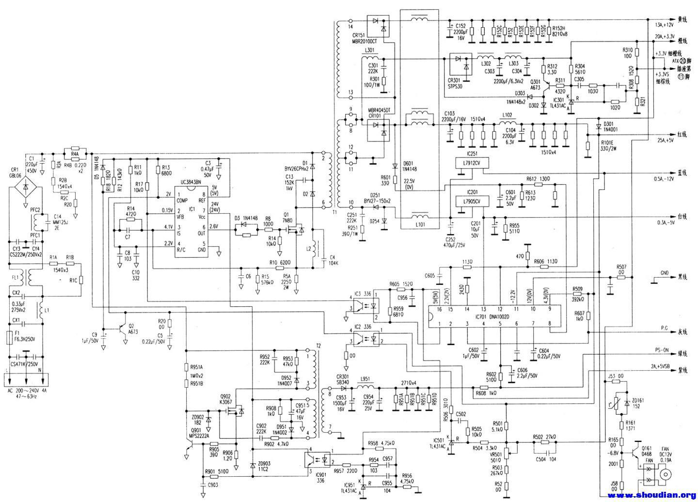 电路 电路图 电子 原理图 1440_1036