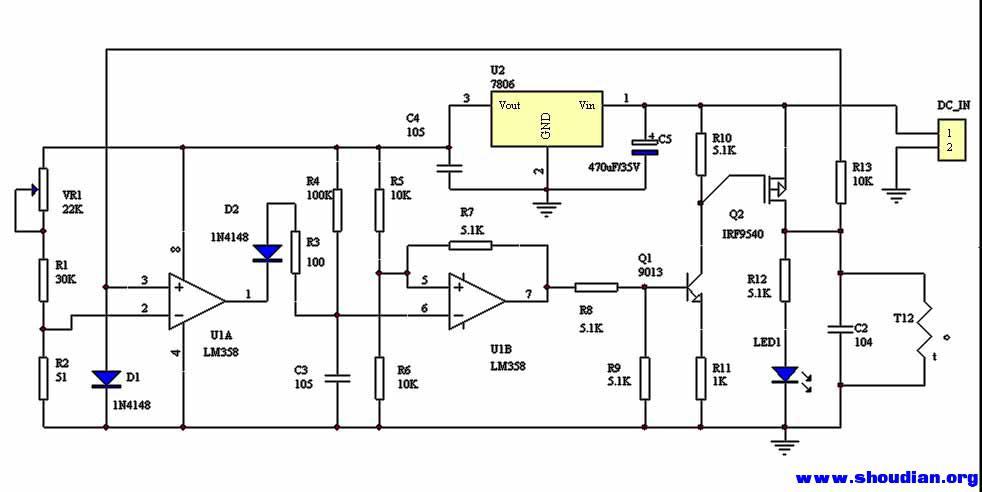 又是一个树莓派t12模拟电烙铁//继半开源充电器之后的新作
