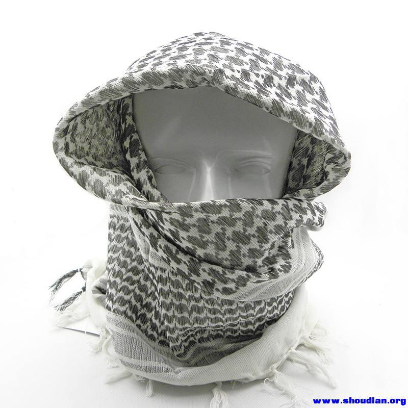 天气渐凉,阿拉伯方巾团购来袭