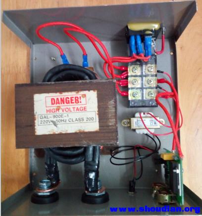 出台点焊机 二手交流与转让 Market Place 手电大家谈 手电筒爱好者之图片