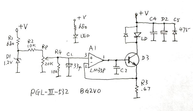 电路 电路图 电子 原理图 800_462