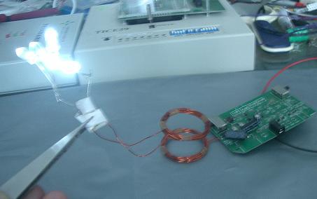 转贴 无线led供电电路