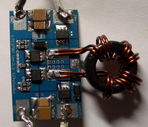 2代第二版增强版ltc3780板