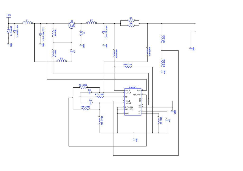 diy锂电充电器-tl494(19楼上清晰无码大图,29楼新款图片)