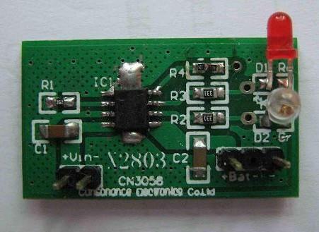 介绍:500ma磷酸铁锂电池充电管理芯片cn3058
