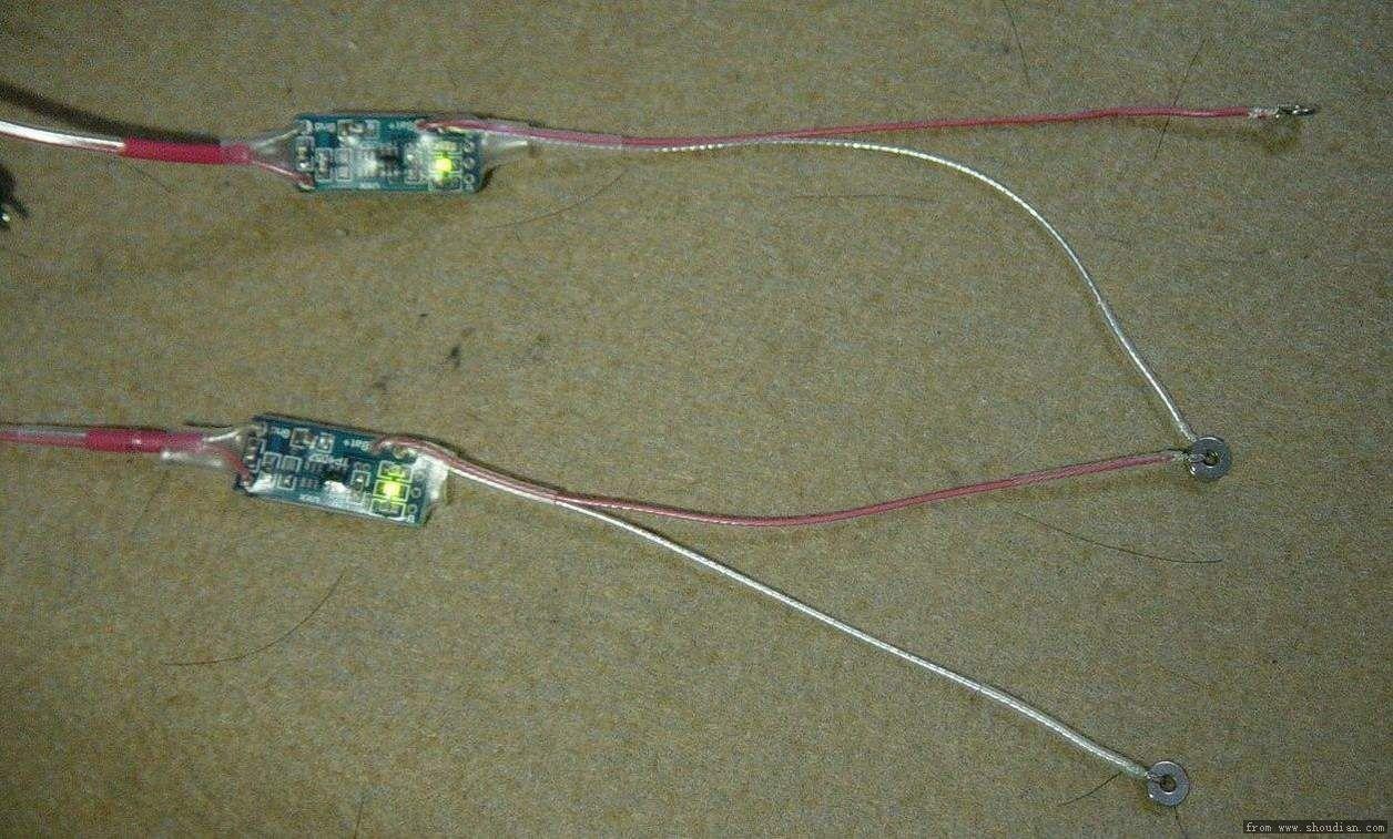 灰常一般的 低级平衡充电路板