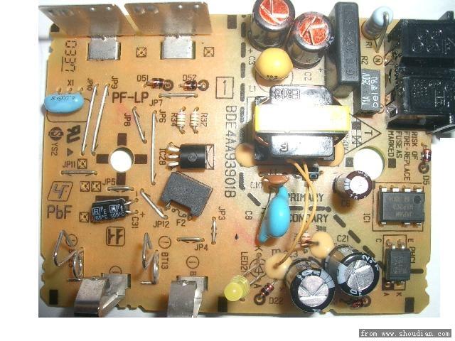 索尼bc-cs2b充电器故障求助!帮我修好送电池!