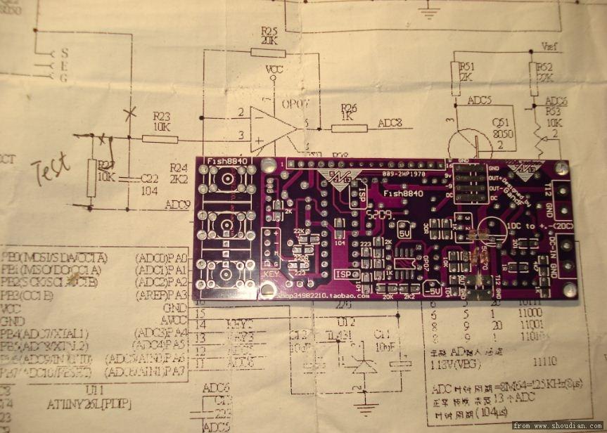 电池,充电器,综合diy 69 不到百元diy改装国产936焊台为t26数控液晶