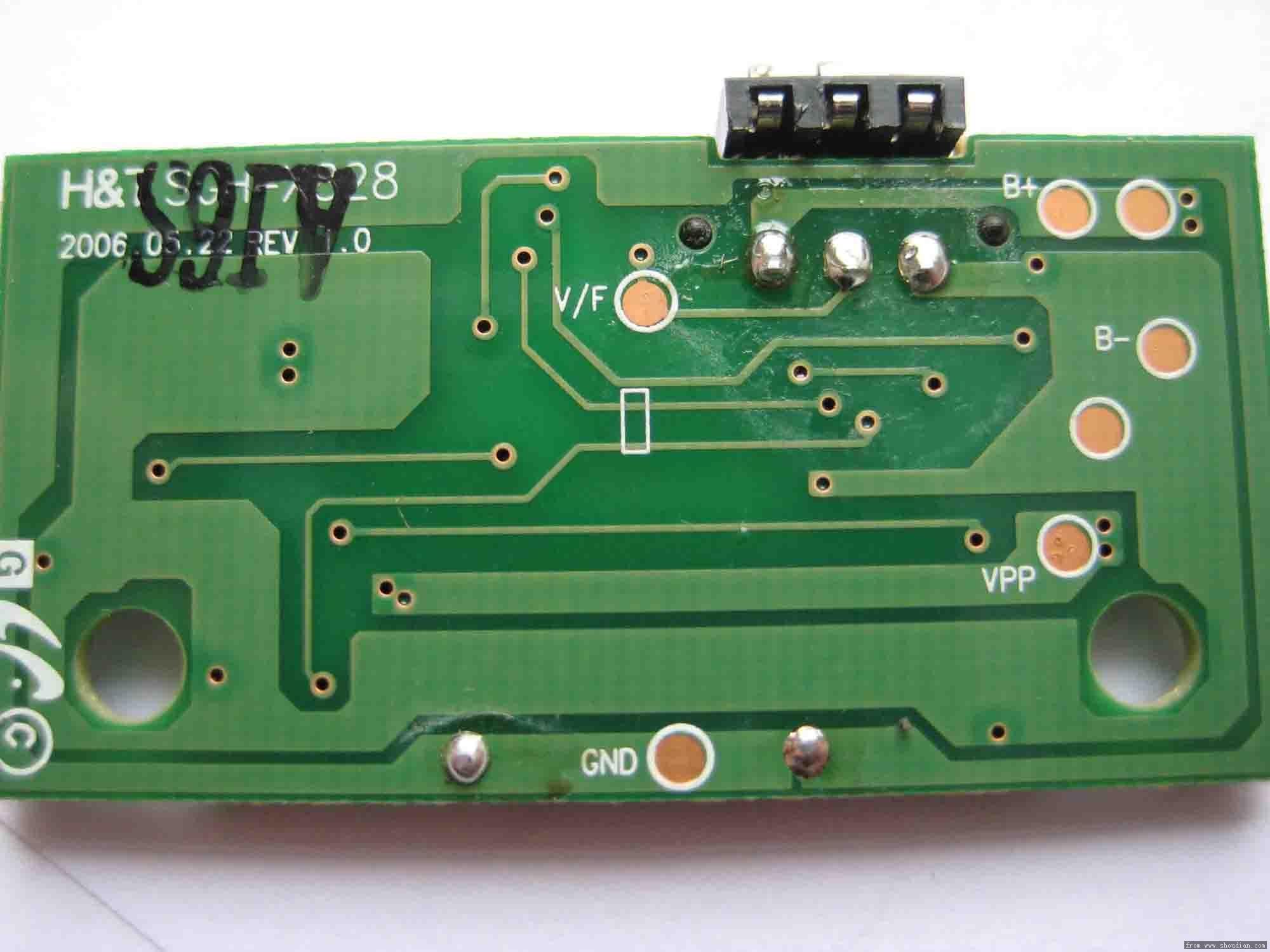 电路板 2000_1500
