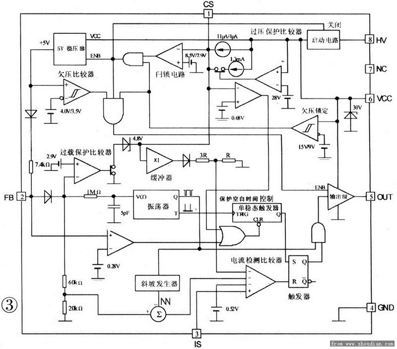 [转贴]戴尔笔记本电脑电源适配器电路原理浅析与维修