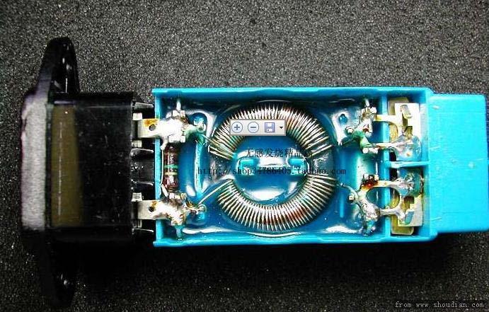 电源滤波器比较适用于玩音响;hifi 的朋友,电路和开关电源前级滤波电
