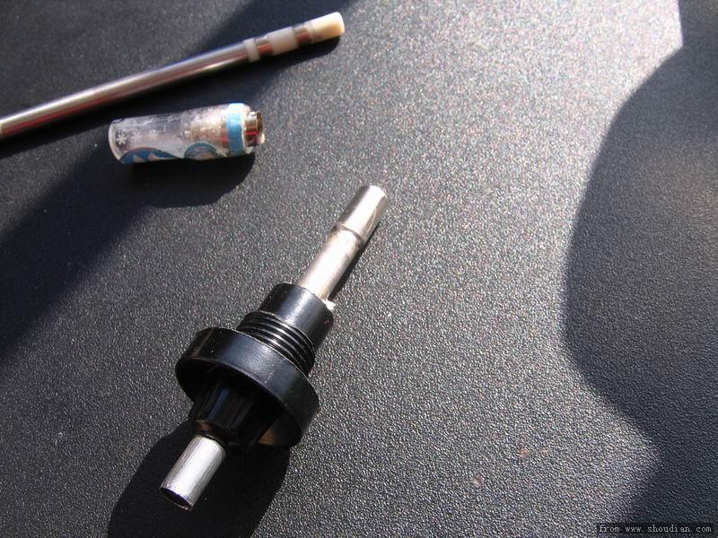 新方法打造高质量t12/t2可换头白光手柄