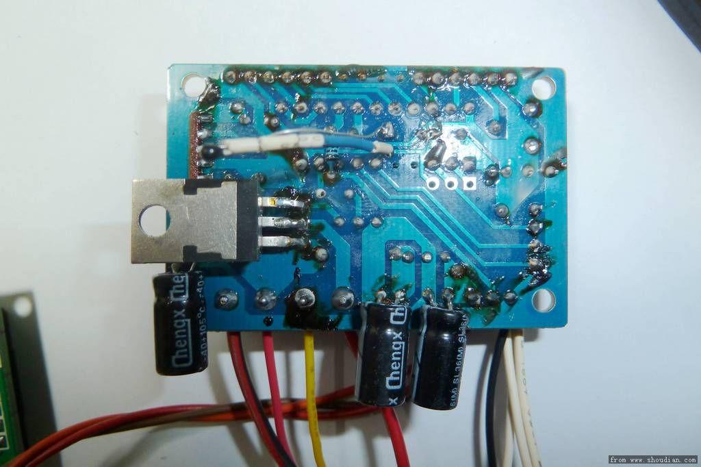 充电器,综合diy 69 试用t12白光烙铁控制器stc版    因为液晶板的