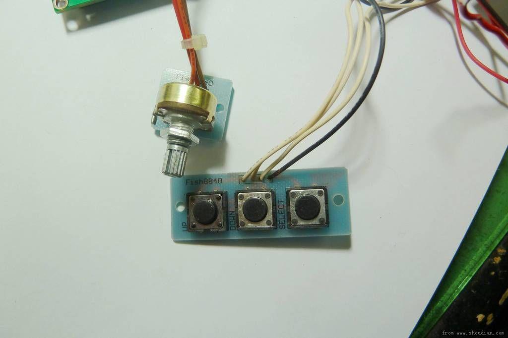 试用t12白光烙铁控制器stc版