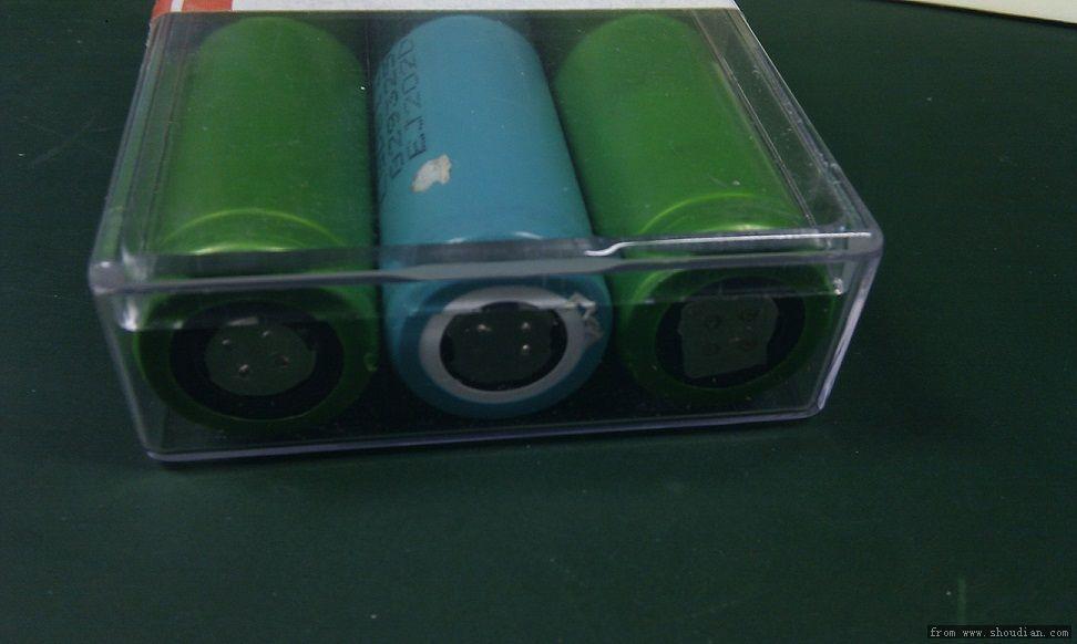 发现一个装18650电池绝好的盒子