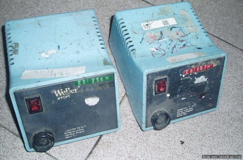 新做一个用变压器的stc版白光控制器