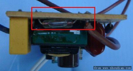 求助:孩视宝台灯电路板坏了,求高手帮忙看下