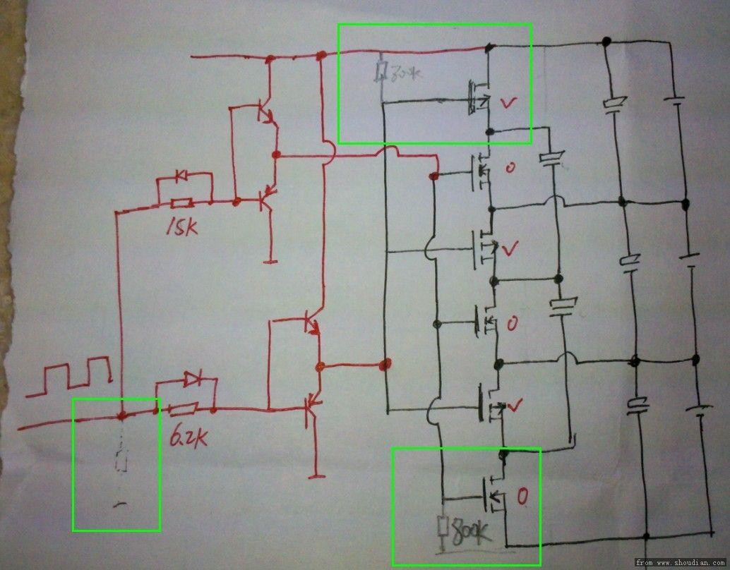 电路 电路图 电子 户型 户型图 平面图 原理图 1034_808