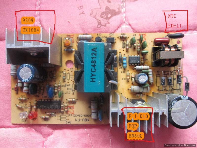 uc3842 方案电动车充电器能改输出电压吗?
